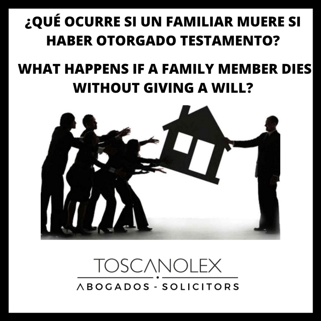 ¿TENGO DERECHO A HEREDAR LOS BIENES DE UN FAMILIAR?